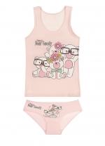 Детские комплекты для девочек ( розовый)